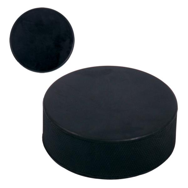 vulcanized rubber puck